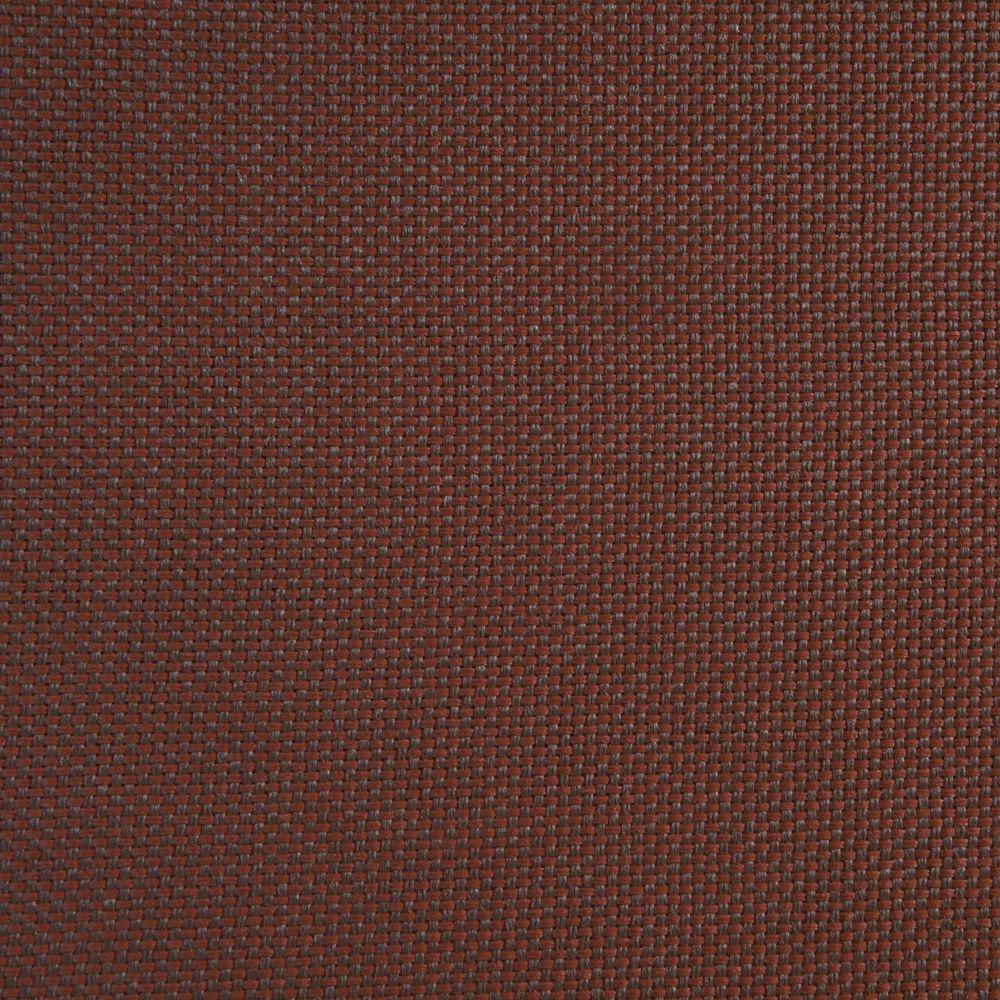 Hampton Bay Posada Burgundy (Red) Patio Lounge Chair Slip...