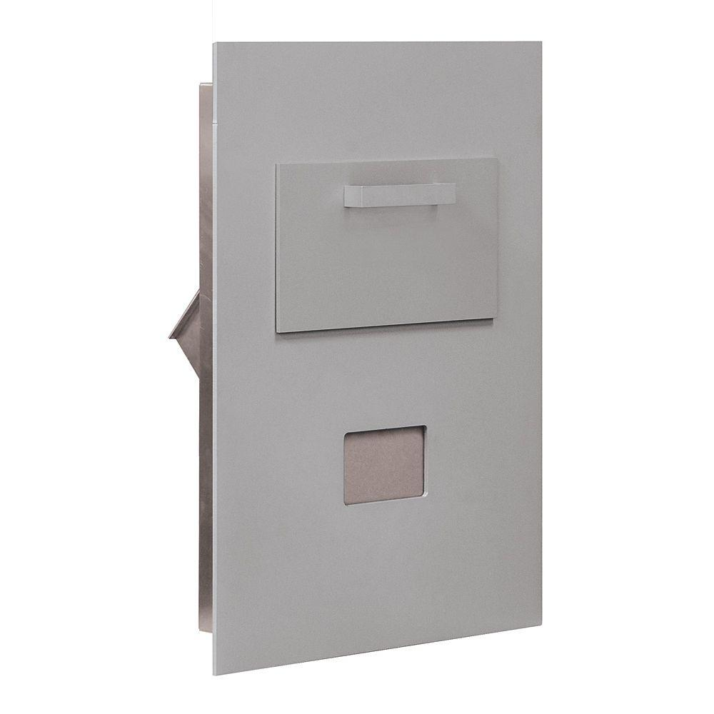 3600 Series Collection Unit Aluminum Private Rear Loading for 5 Door