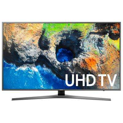 MU7000 65 Class LED 2160p 60Hz Internet Enabled Smart 4K Ultra HDTV with Built-In Wi-Fi