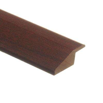 Santos Mahogany 3/8 in. Height x 1-3/4 in. Wide x 80 in. Length Wood Multi-Purpose Reducer