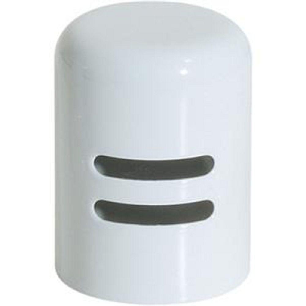 Air Gap Cap in White