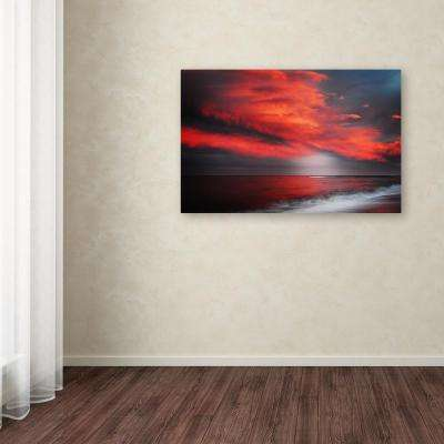 """22 in. x 32 in. """"The Great Gig in the Sky"""" by Philippe Sainte-Laudy Printed Canvas Wall Art"""