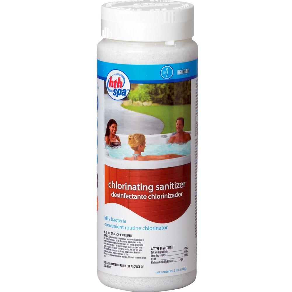 Spa Chlorinating Sanitizer
