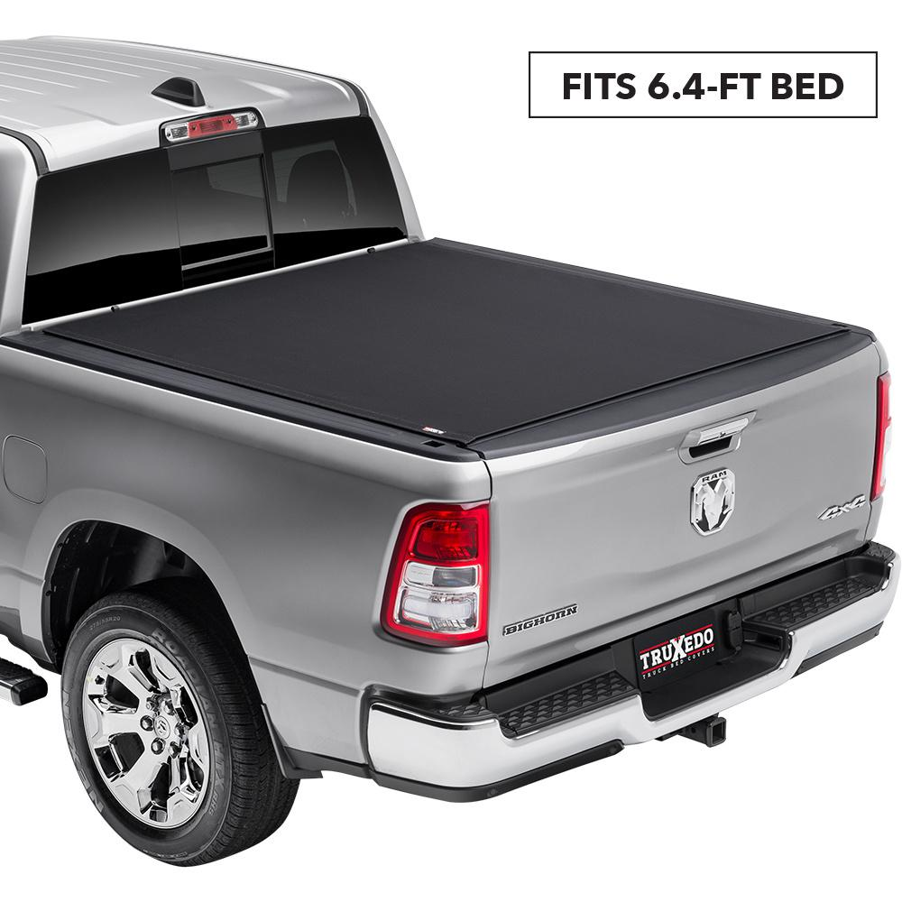 Truxedo Pro X15 Tonneau Cover 02 08 Dodge Ram 1500 03 09 2500 3500 6 Ft 4 In Bed 1446601 The Home Depot