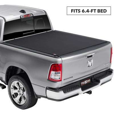 Truxedo Pro X15 Tonneau Cover 09 18 19 Classic Ram 1500 10 19 2500 3500 6 Ft 4 In Bed Without Rambox 1446901 The Home Depot