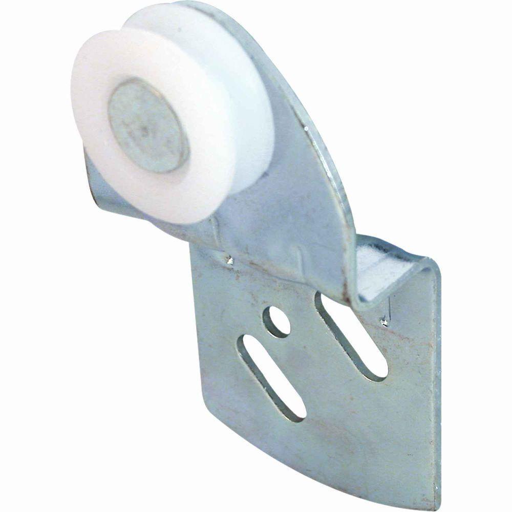Delightful Prime Line Sliding Wardrobe Door Concave Back Door Roller Assemblies  (2 Pack)