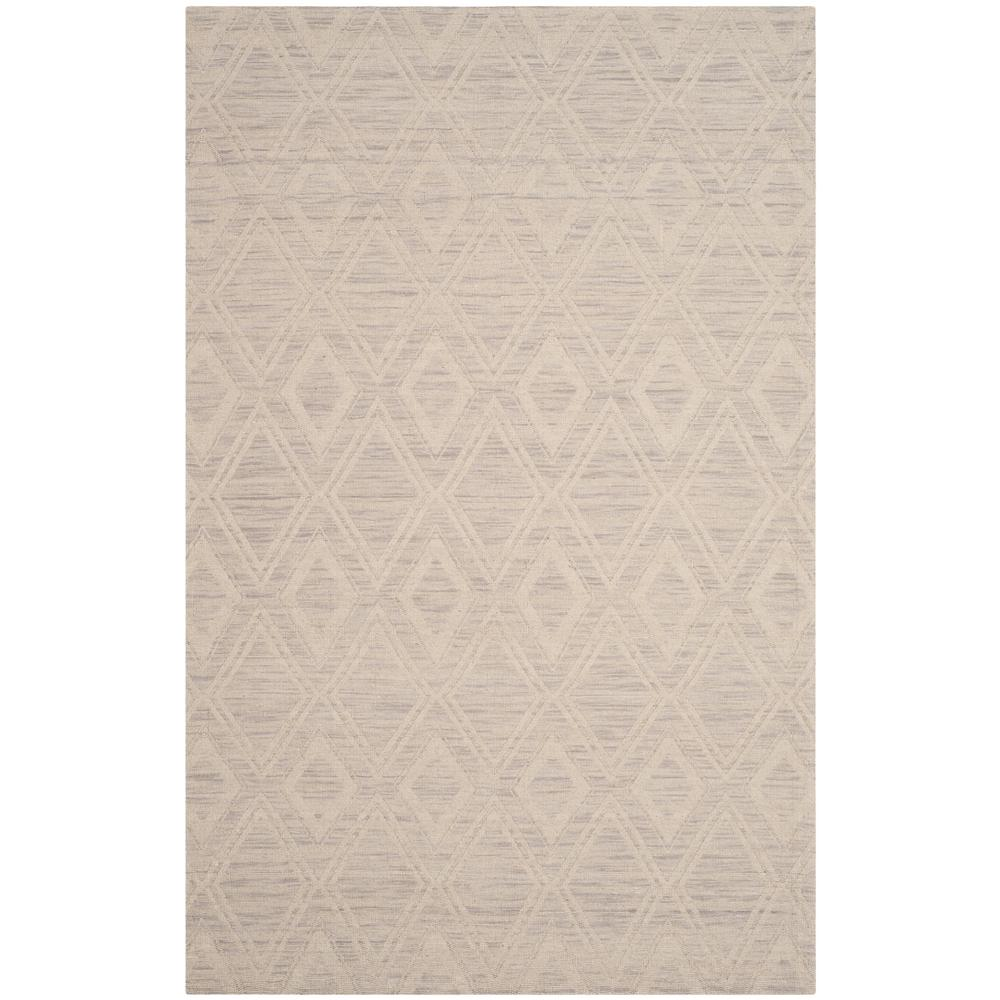 Home Decorators Collection Vancouver Silver 5 Ft. X 8 Ft