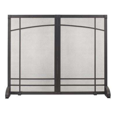 Prime Fireplace Screens Fireplaces The Home Depot Home Interior And Landscaping Ologienasavecom