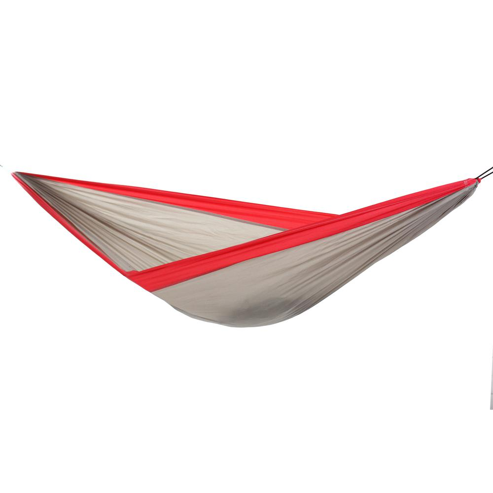 Medium image of byer of maine 9 ft  8 in  lightweight parachute nylon hammock ae306   the home depot