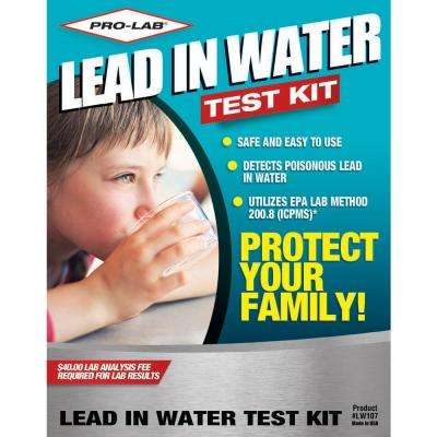 Lead-In Water Test Kit