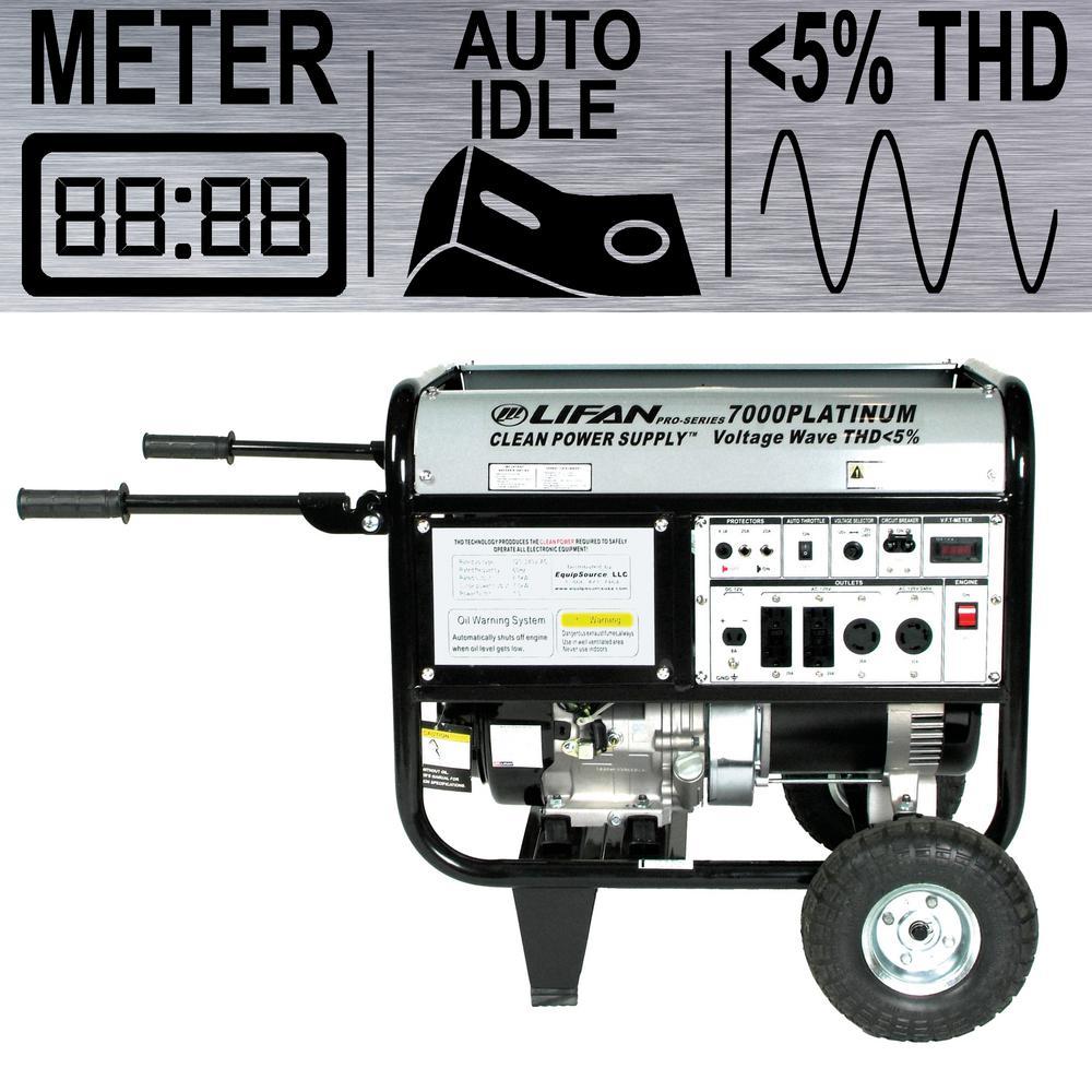 Sportsman 1000 900 Watt Gasoline Powered Portable Generator With 2 Wiring Platinum Series 7000 6000 Carb