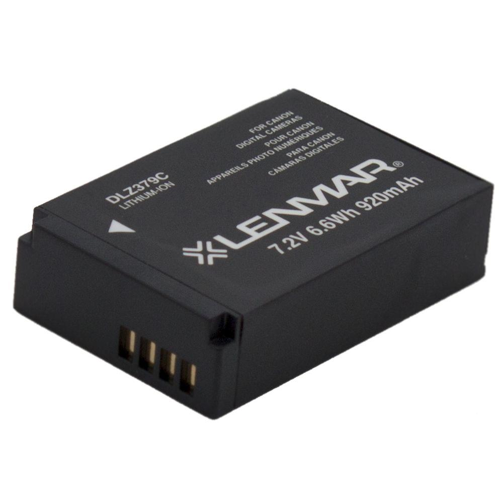 Lenmar Lithium-Ion 920mAh/7.2-Volt Digital Camera Replacement Battery