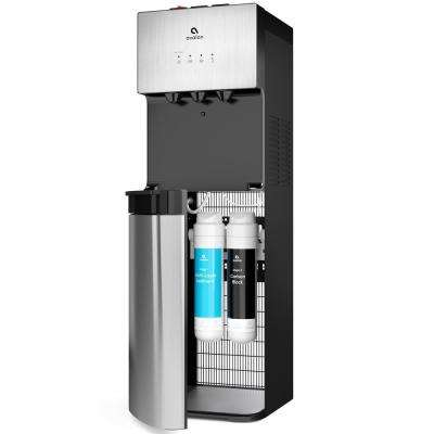 Self-Cleaning Bottleless Water Cooler Water Dispenser - 3 Temperature Settings, NSF/UL/Energy Star Approved