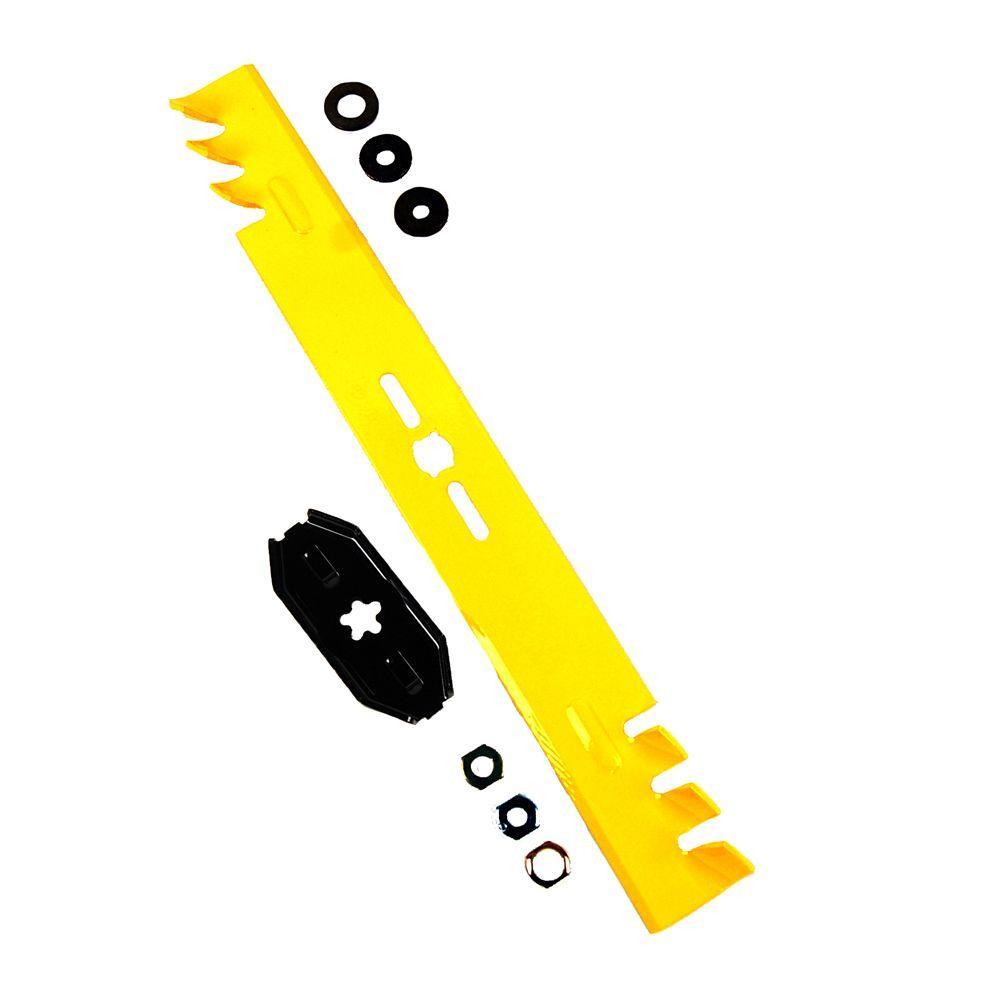 Arnold 22 in universal xtreme mulching blade 490 100 0097 - Kit mulching universel ...