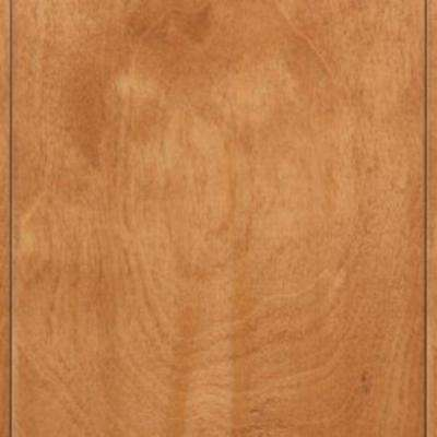 Take Home Sample - Hand Scraped Maple Durham Click Lock Hardwood Flooring - 5 in. x 7 in.