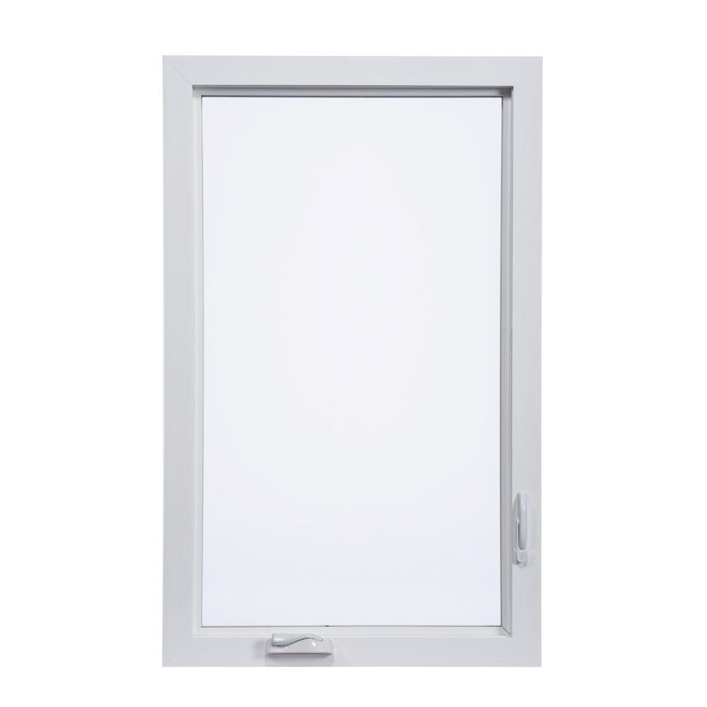 Milgard Windows Doors 30 In X 48 In Tuscany Left Hand Casement