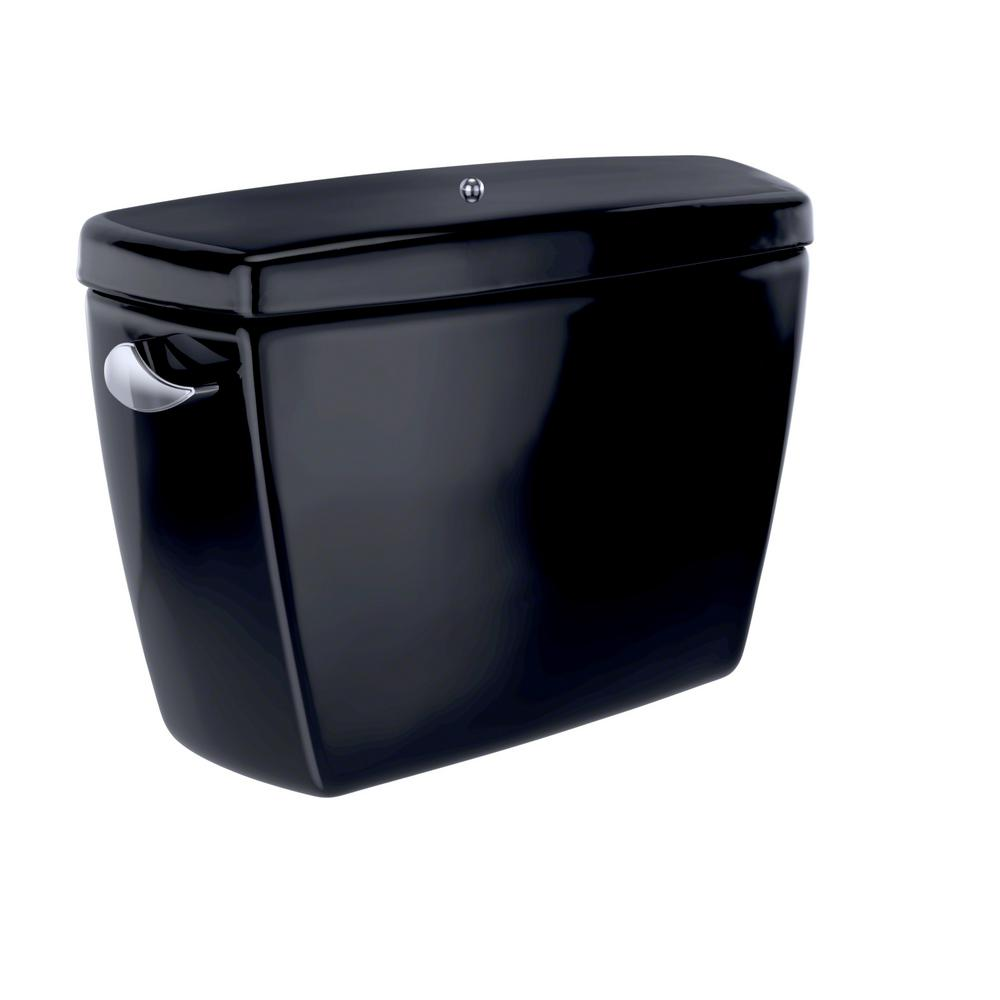 TOTO Drake 1.6 GPF Single Flush Toilet Tank Only with Bolt Down Lid ...