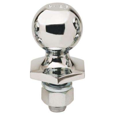 1-7/8 in. Chrome Interlock Hitch Ball