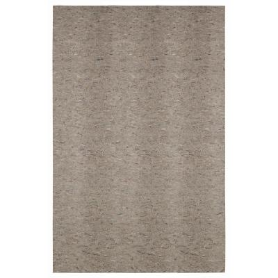 2 ft. x 4 ft. Dual Surface Felted Rug Pad