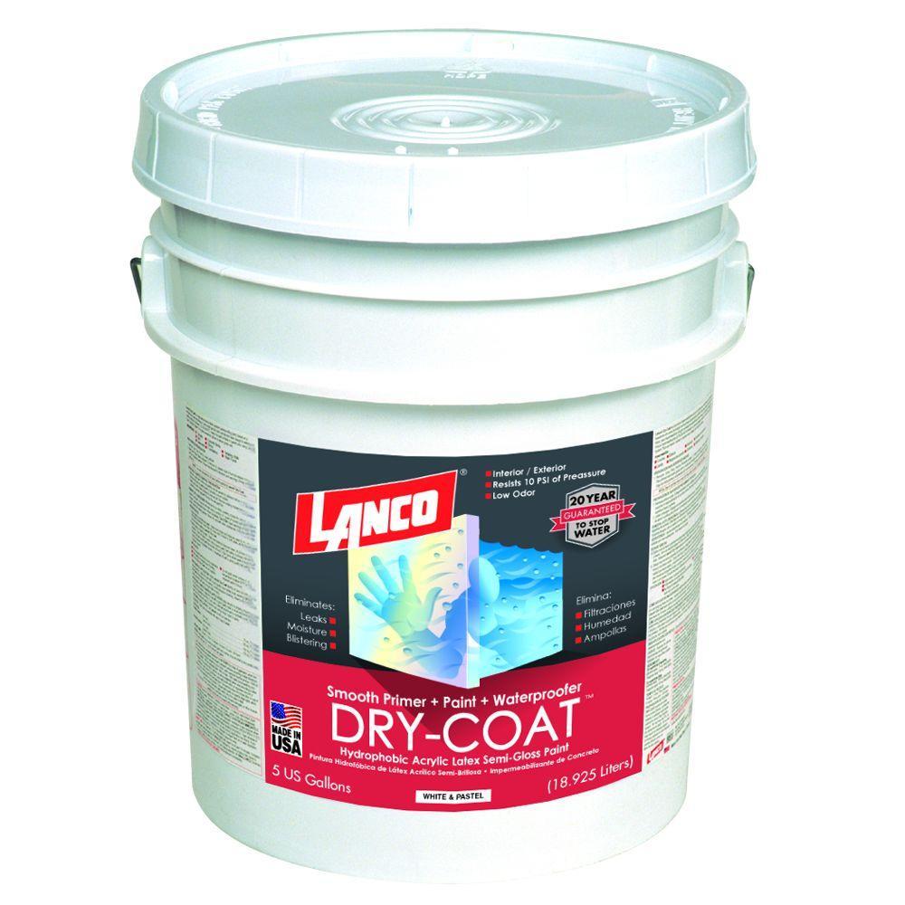 Deep Semi Gloss Waterproofing Paint