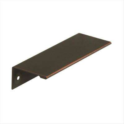 Recessed/Flush Pull - Drawer Pulls - Cabinet Hardware - The Home Depot