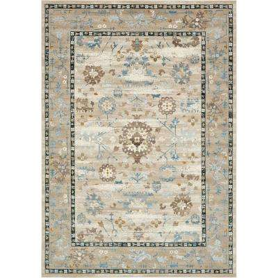 "Cambridge Beige 8' x 11'2"" Rug"