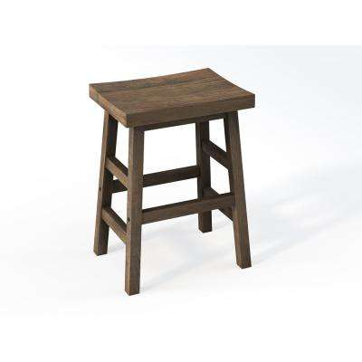 Pomona 26 in. H Reclaimed Wood Counter Stool
