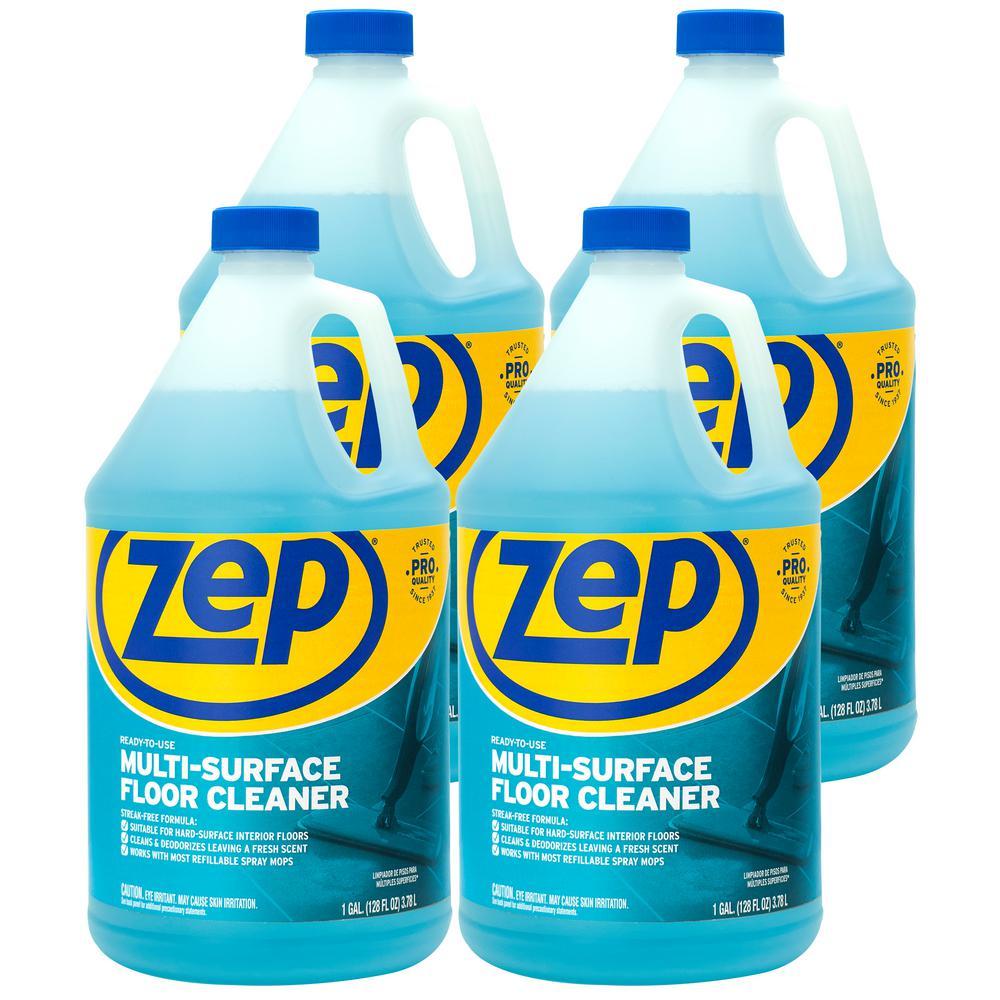 ZEP 1 Gal. Multi-Surface Floor Cleaner (Case of 4)