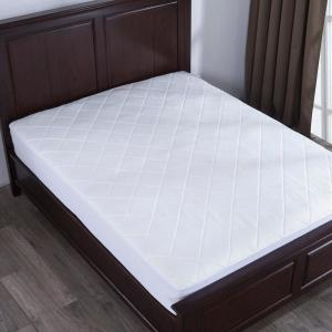 300-Thread Count Stain Resistant King Mattress Pad by
