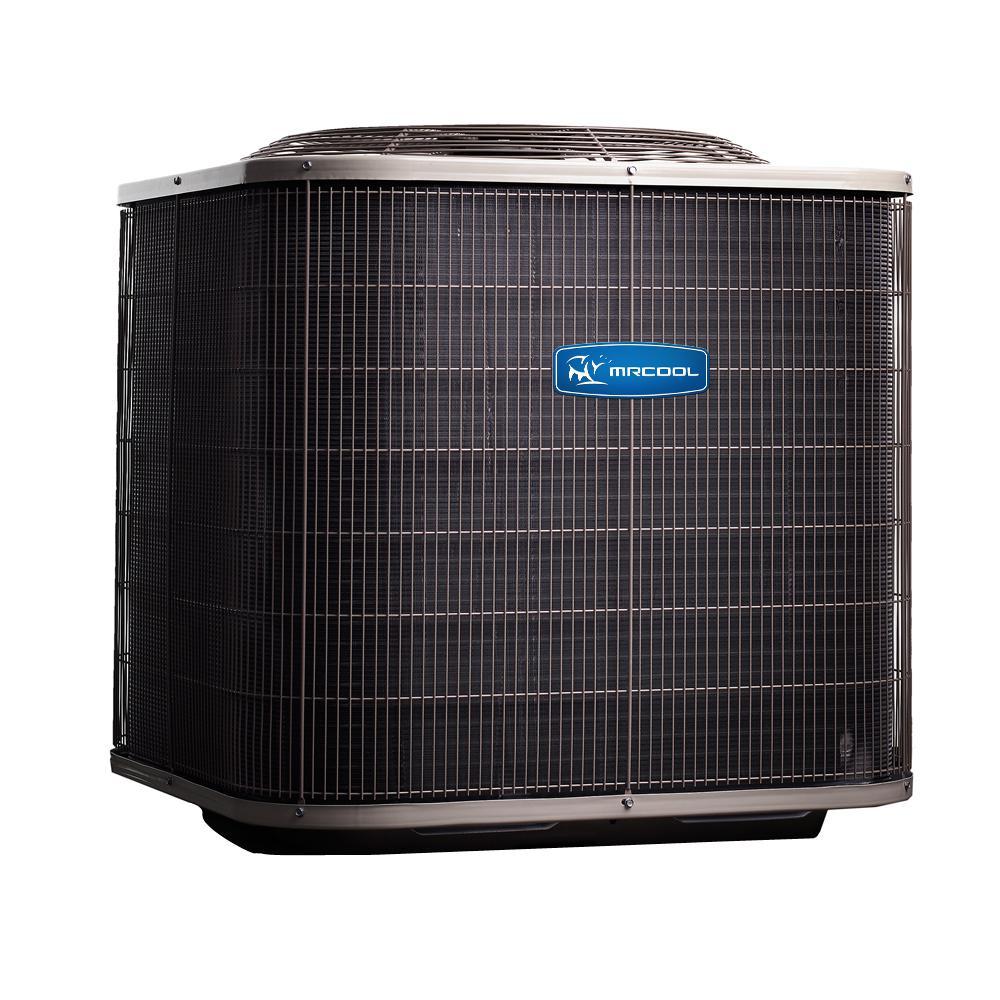 2 Ton 24000 BTU 14 SEER R410A Split System Heat Pump Condenser