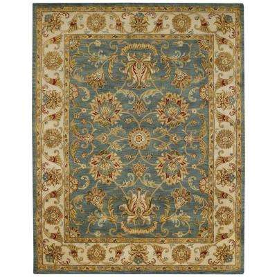 Guilded Sapphire 7 Ft. X 9 Ft. Area Rug