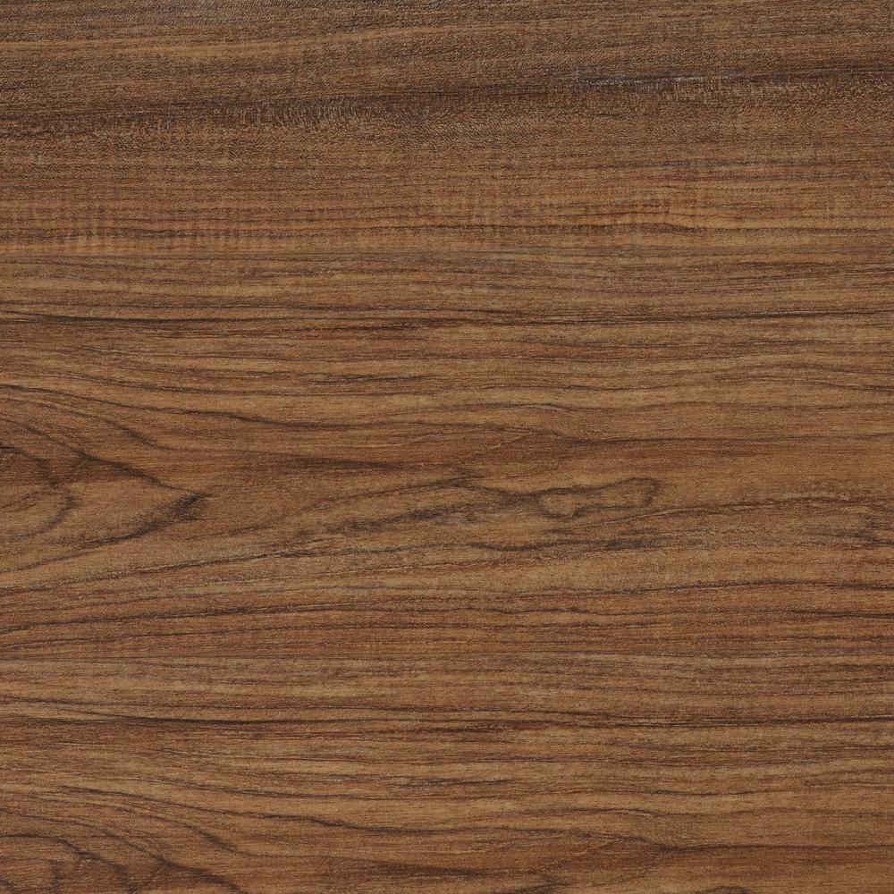 Home Decorators Collection Take Home Sample - Charleston Oak Luxury Vinyl Flooring - 4 in. x 4 in.