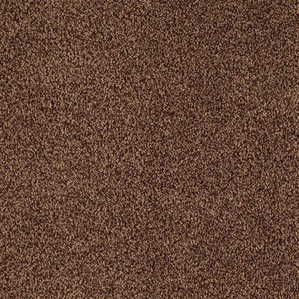 Cashmere II - Color Timberline Texture 12 ft. Carpet