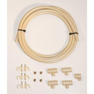 SPT 3/8 inch Outdoor Cooling/Misting Extension Kit with 4 Nozzles by SPT