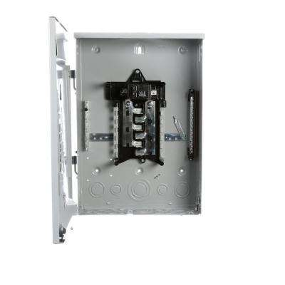 100 Amp 12-Space 24-Circuit Outdoor Main Breaker Load Center