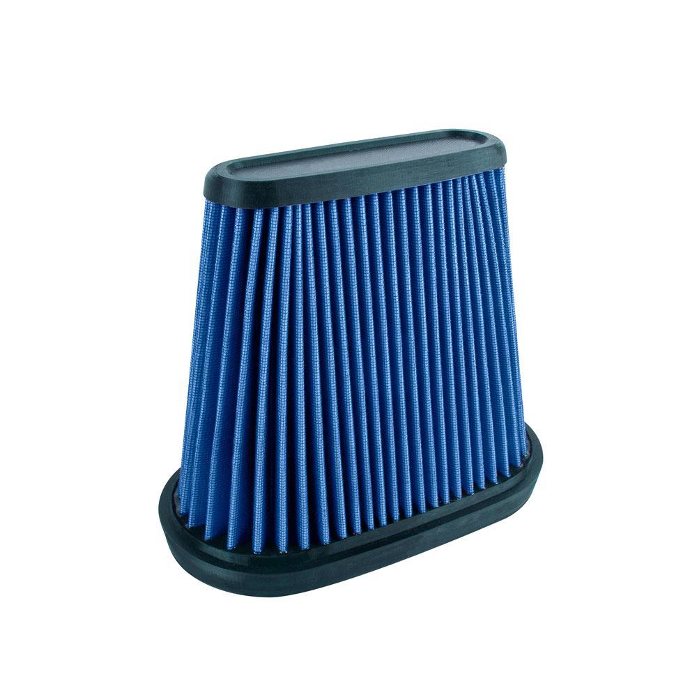 2014 Chevrolet Corvette C7 Direct Replacement Filter - Dry / Blue Media