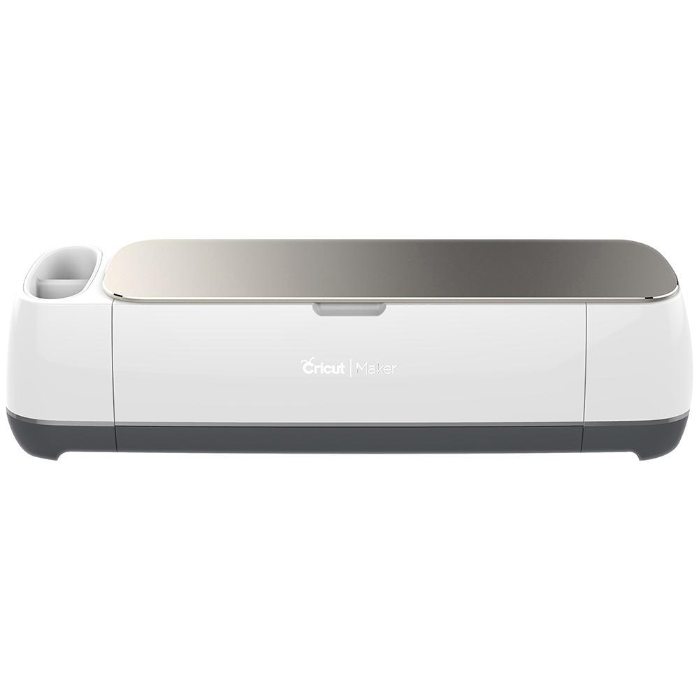 Provo Craft Cricut Maker Electronic Cutting System, White/Gray