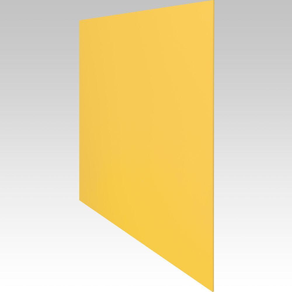 Foam Sheet,24 L,12 W,3//4,Yellow
