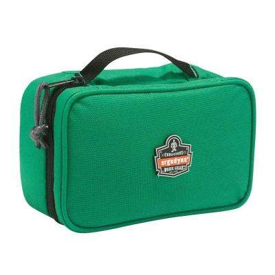Arsenal 2-Compartment Small Parts Organizer, Green
