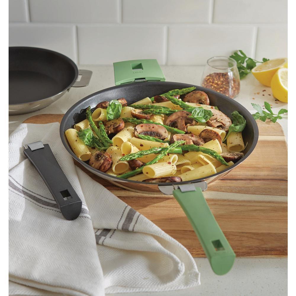 Cristel Tulipe 11-Piece Stainless Steel Cookware Set