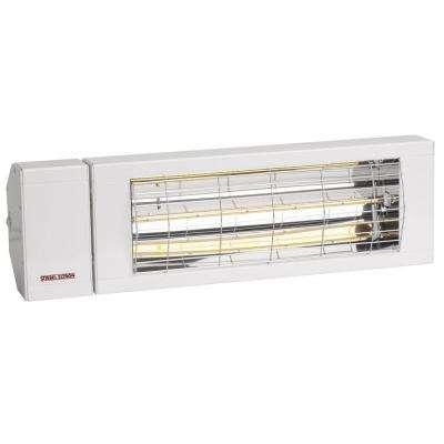 SunWarmth 1,500-Watt Short-Wave Infrared Indoor/Outdoor Electric Radiant Heater