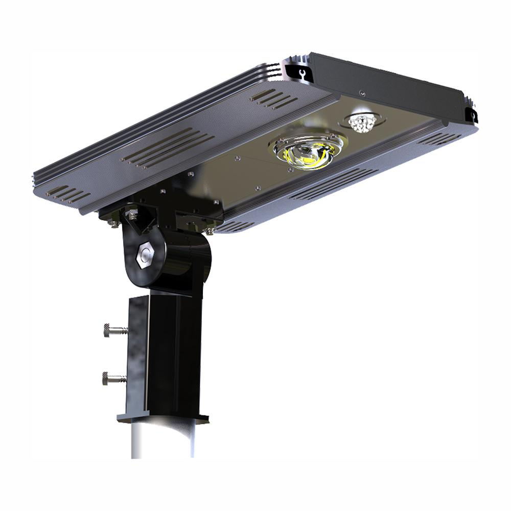 Eleding Solar Smart Led Street Light For Commercial And Residential Parking Lots Bike Paths Walkways Courtyard