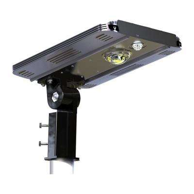 Solar Power SMART LED Street Light for Commercial and Residential Parking Lots, Bike Paths, Walkways, Courtyard