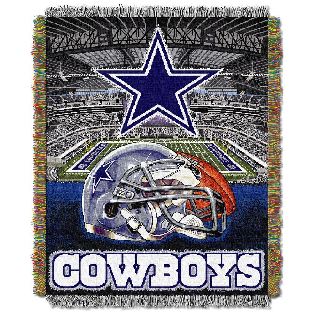 7dafa4f5 Cowboys Multi Colot Tapestry Home Field Advantage