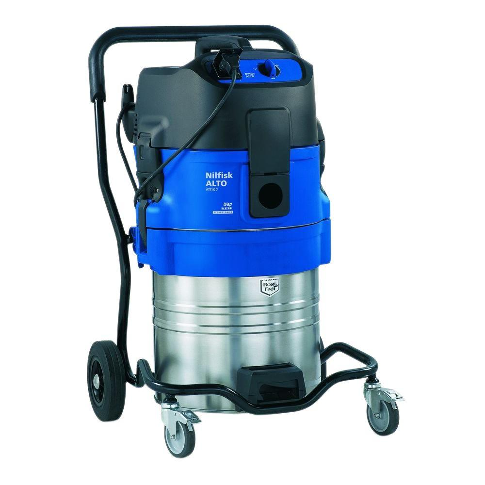 19 Gal. Tool Start and Auto Filter Clean Contractor-Grade Wet/Dry Vac