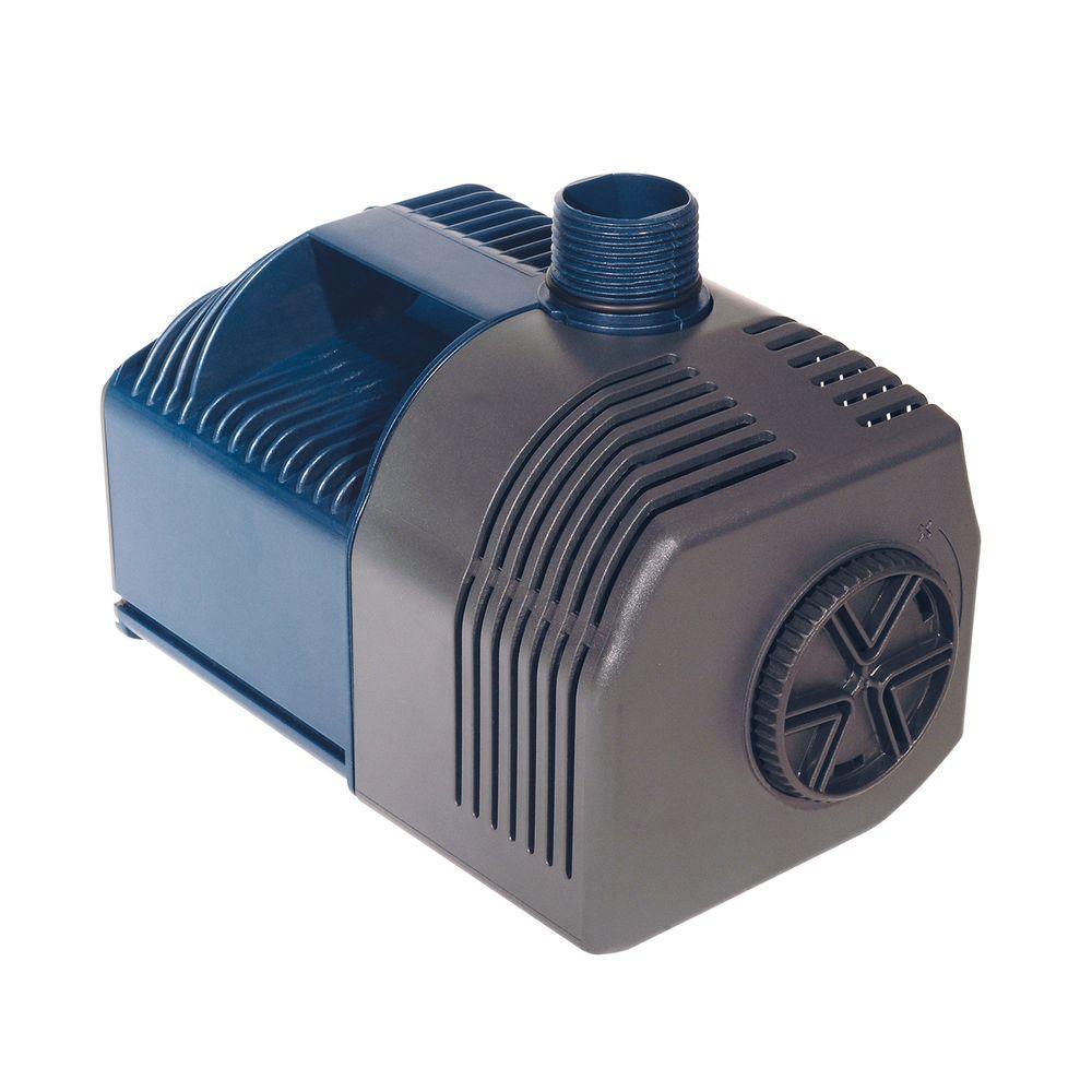 Lifegard Aquatics 5000 Pro Series 1400-GPH Submersible Fountain Pump by Lifegard Aquatics
