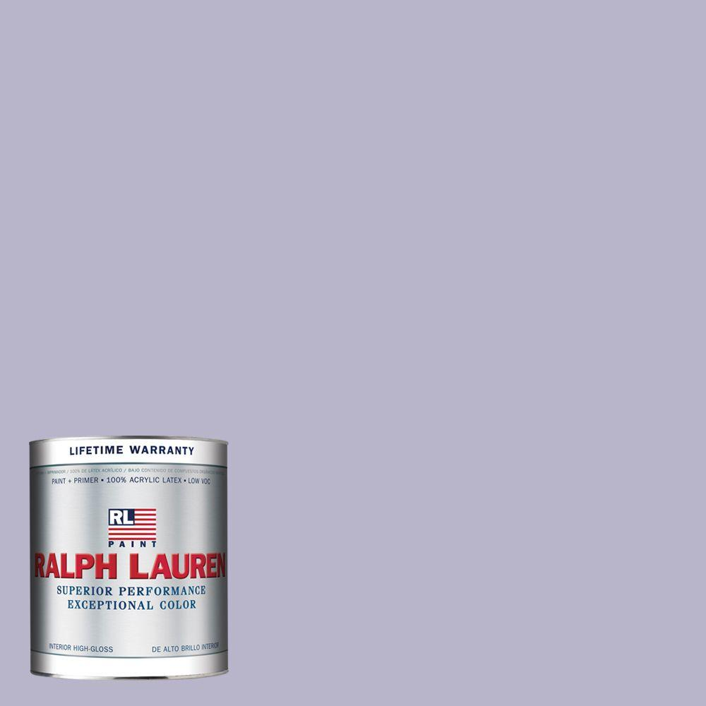 Ralph Lauren 1-qt. Historic Violet Hi-Gloss Interior Paint