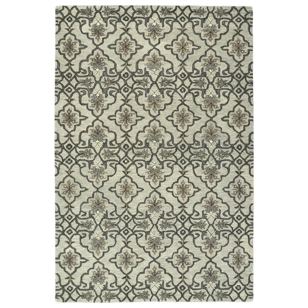 Kaleen Helena Turquoise Area Rug Reviews: Kaleen Helena Mint 8 Ft. X 10 Ft. Area Rug-3214-88-810