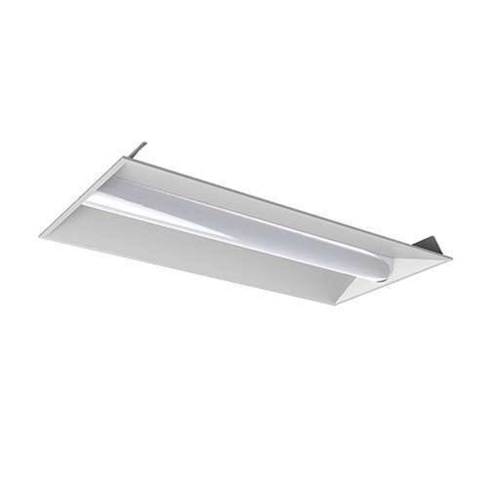 Halco Lighting Technologies 128 Watt Equivalent White 2 Ft X 4 Ft