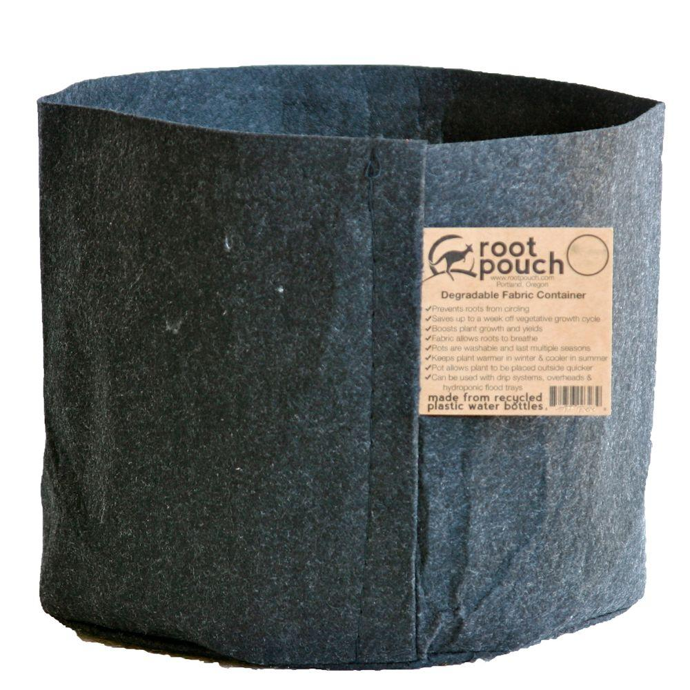 Root Pouch Breathable Fabric Planting Containers and Pots 1 gal. Planter (10-Pack)